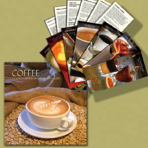 coffee, coffees, coffee recipes and coffee calendar