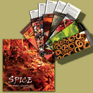 spices, herb, cooking and spice calendar